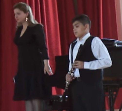 Андрија освојио прву награду на Фестивалу словенске музике