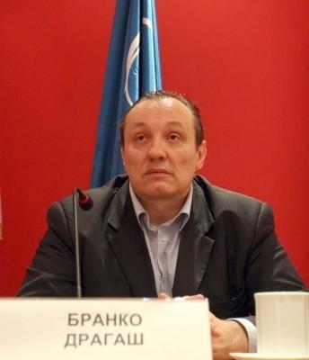 Представљање економског манифеста Двери - Бранко Драгаш