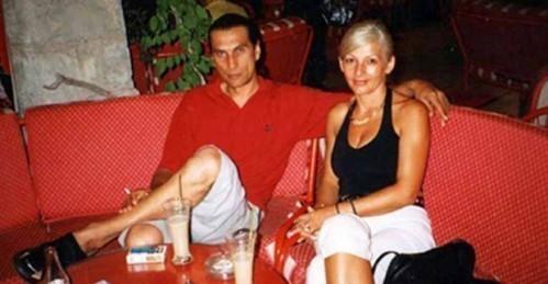 Supružnici Bratislav Manojlović i Gorica Stanković