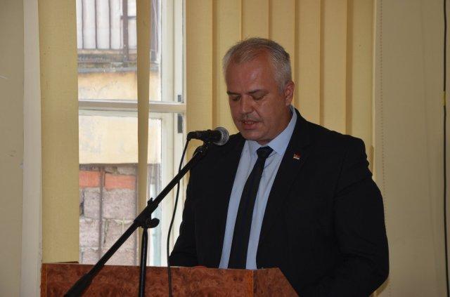 Dalibor Radičević je novi predsednik Opštine Aleksinac