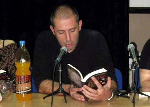 Ivan Drajzl, autor koji nam opisuje život u praistoriji...