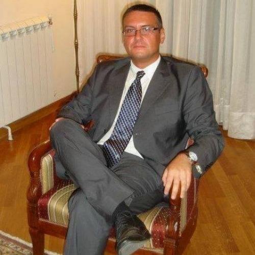 Dr Marko Jovanović, prvi aleksinački rotarijanac