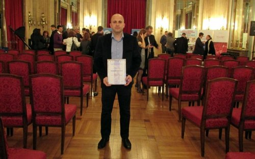 Milan Dinić proglašen za najboljeg nastavnika informatike u Srbiji