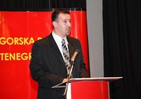 Miloš Paović u vrhu izborne liste Crnogorske partije - Josip Broz