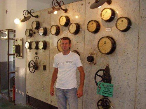 Милош Петровић, функционер ЕПС-а на услузи грађанима