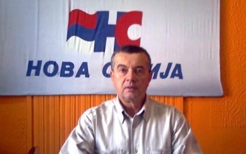 Smenjen predsednik Nove Srbije u Aleksincu