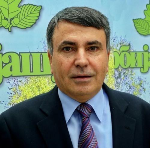 Aleksinčanin na čelu Srbijašuma