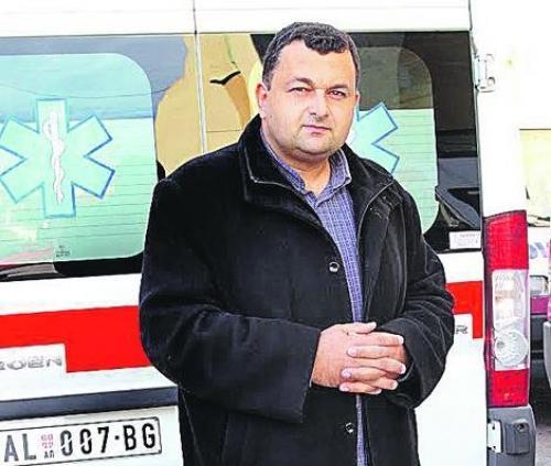 Dr Rodoljub Živadinović Foto: K. Kamenov
