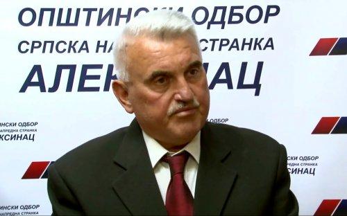 Odbornici hoće dr Aleksića za gradonačelnika