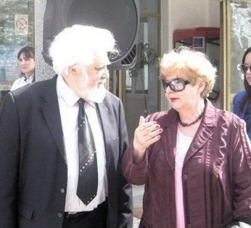 Zorica Peleš i Andrej Tarasjev