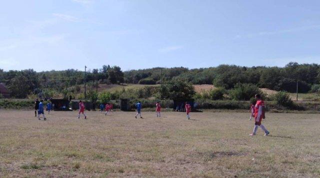Детаљ са утакмице Борац-Полет