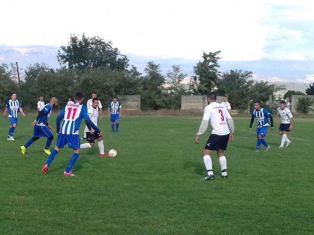 Детаљ са утакмице Морава-Земљорадник