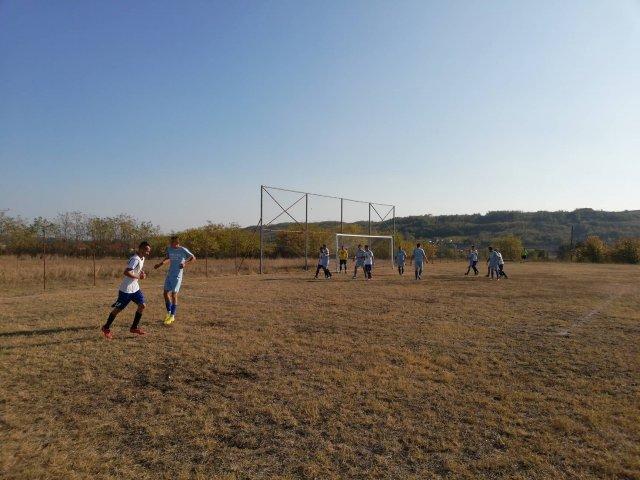 Детаљ са утакмице Расовача-Напредак 2012