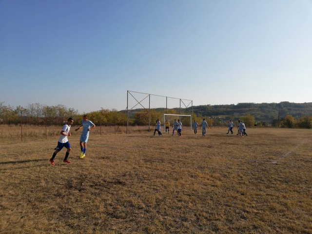 Detalj sa utakmice Rasovača-Napredak 2012