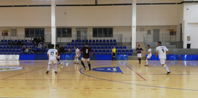 Detalj sa utakmice Babušnica 2011-Brđanka