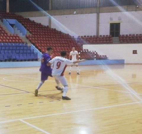 Са синоћне утакмице у Бору