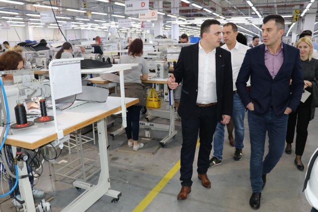 """Uskoro otvaranje pogona kompanije """"Magna seating"""" u Aleksincu"""
