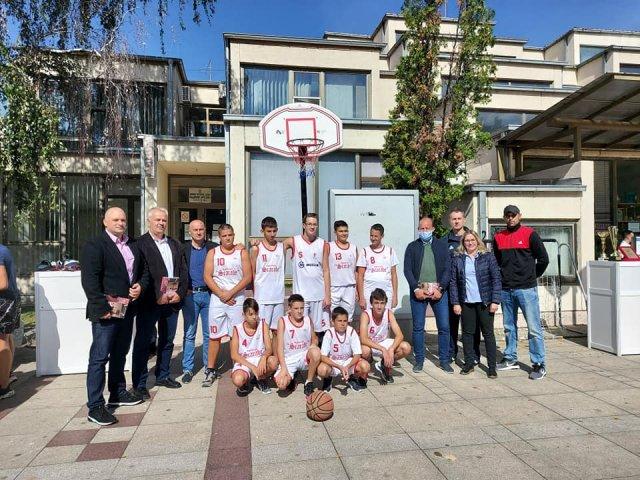 Клинци уживали на Малом сајму спорта у Алексинцу