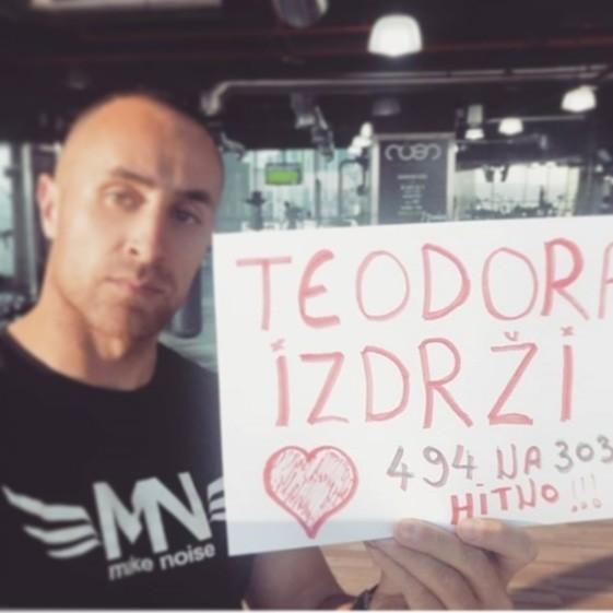 Marko Nikolić motivator, human čovek, snažan, Instagram zvezda