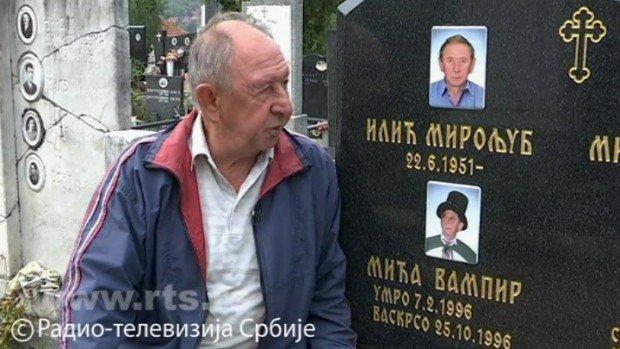 RTS: Mića Vampir podigao sebi i spomenik