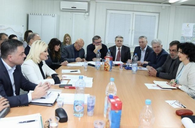Foto: Ministarstvo građevinarstva