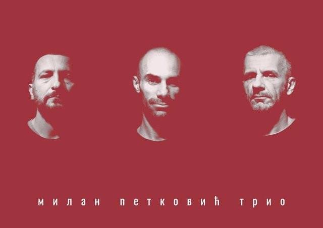 Милан Петковић Трио на уметничком фестивалу у Београду