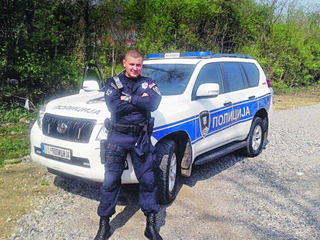 Policajac iz Aleksinca ranjen u pucnjavi u Nišu
