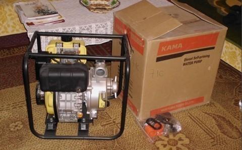 Pumpa za vodu Kama KDP 20