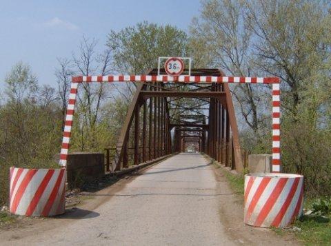Рехабилитација моста на Јужној Морави у Тешици