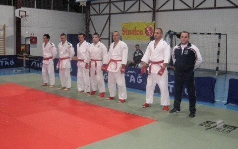 Џиу Џицу: Јадранска лига у Скопљу 2013