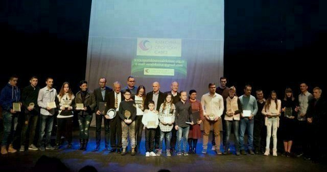 Nagrađeni sportisti i sportski kolektivi opštine Aleksinac