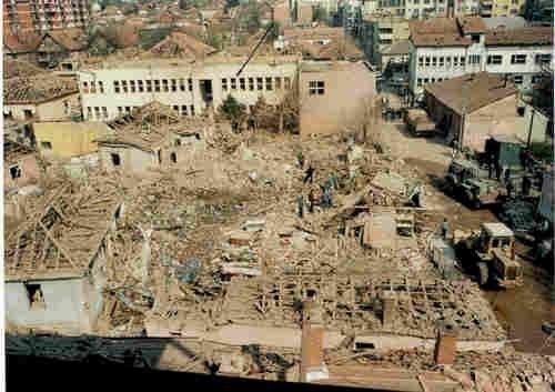 Da se ne zaboravi: 17 godina od NATO bombardovanja