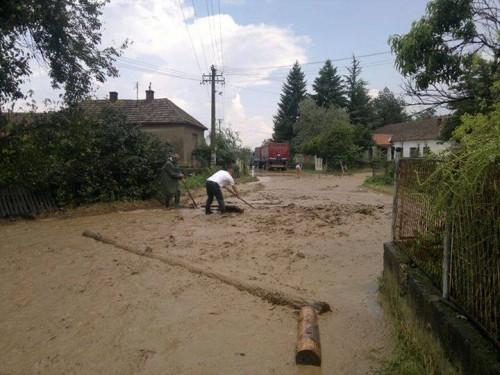 Velike poplave u Vrćenovici
