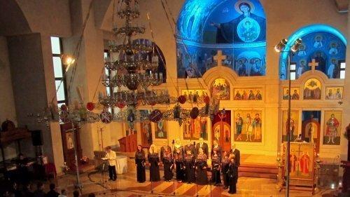 """Hor """"Sveti Nikola"""" nastupio u Hramu svetog cara Konstantina i carice Jelene"""