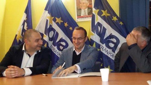 Osnovan Opštinski odbor Nove stranke u Aleksincu