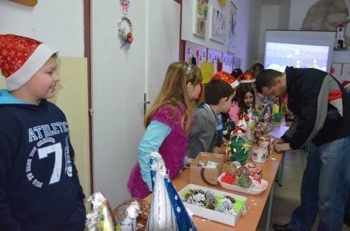 Новогодишње вашаролије у Моравцу