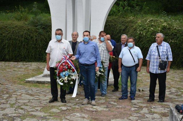 Обележен Дан устанка народа Србије против фашизма