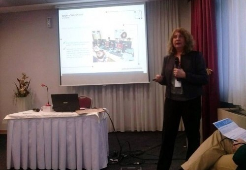 Biljana Veselinović, Nove tehnologije u obrazovanju