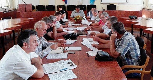 Opštinsko veće, foto Radio Aleksinac