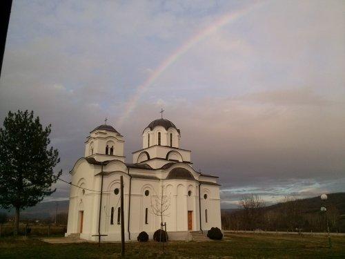 Обнова храма светог Прокопија у Катуну