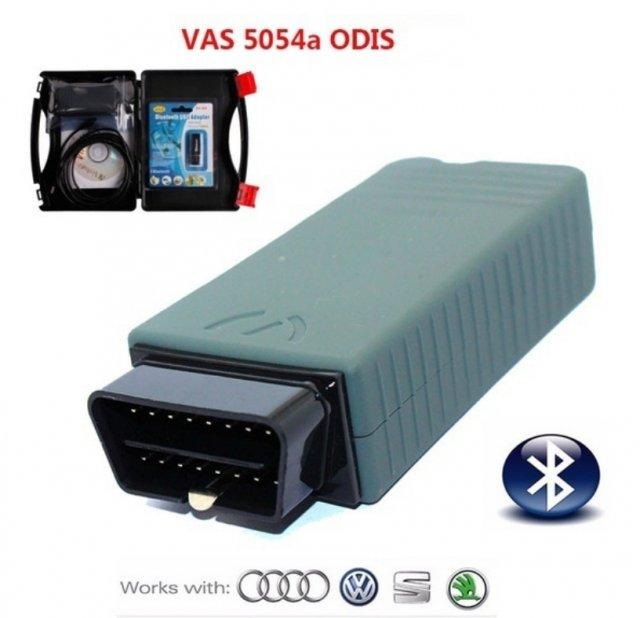 Autodijagnostika VW VAS5054a / ODIS