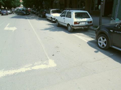 Саобраћајни хаос у Алексинцу