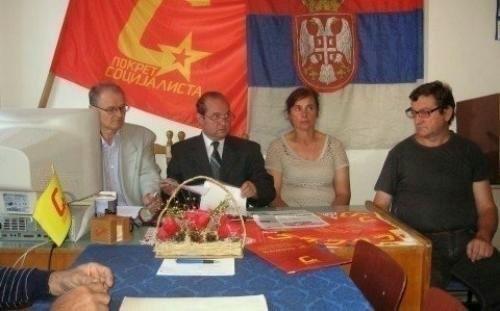 Саопштење ОО Покрета социјалиста Алексинац