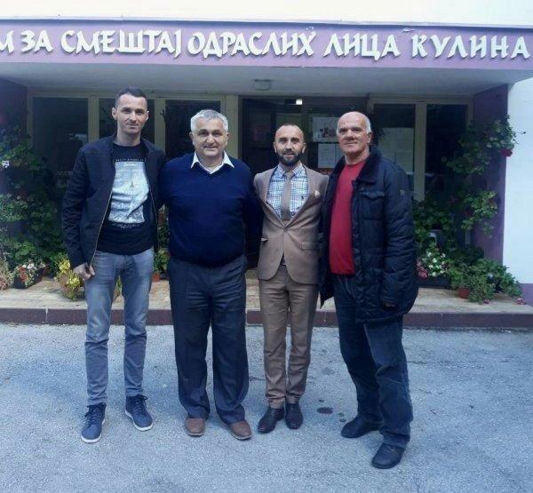 Predstavnici tutinskog Doma posetili Dom Kulina