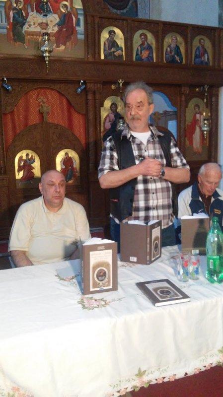 Промоција књиге о Вронском у Житковцу