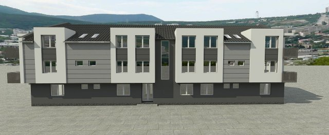 Izdavanje stanova / novogradnja