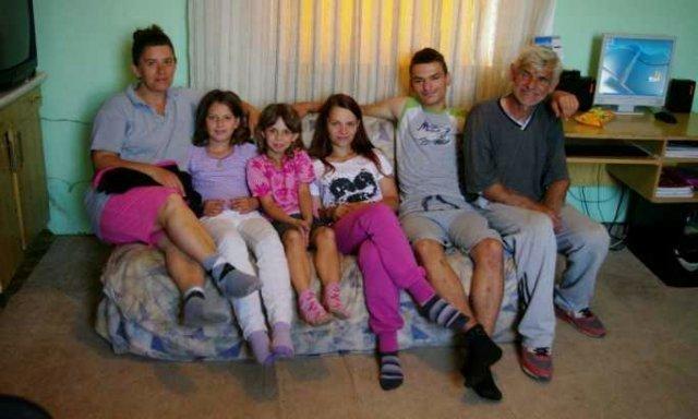 Zahvalna porodica Milošević (V. Sekulić)