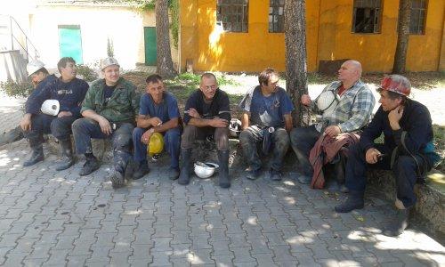 Ранка Савић и Драган Миловановић посетили Алексиначке рударе