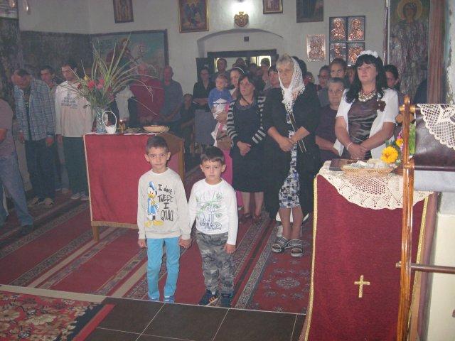 У Тешици одржан сабор Пресвете Богородице - велике Госпојине