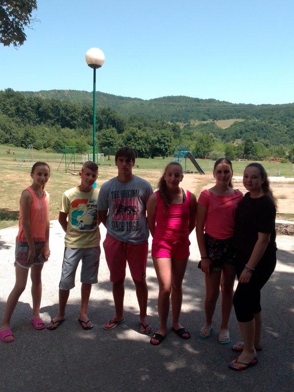 Letnji rukometni kamp Borsko jezero 2019